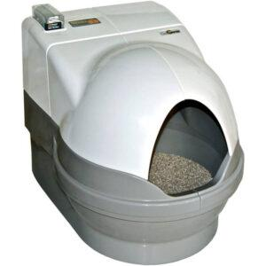 best self cleaning litter box multiple cats