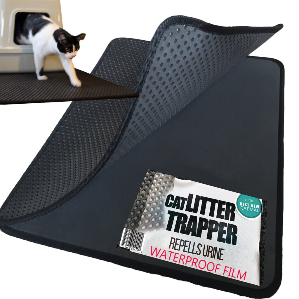 Cat Litter Trapper Kitty Litter Mat Review