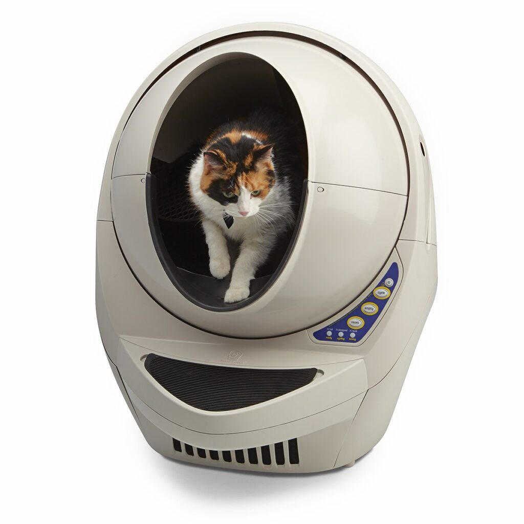 New Review Litter Robot Iii Automatic Litter Box