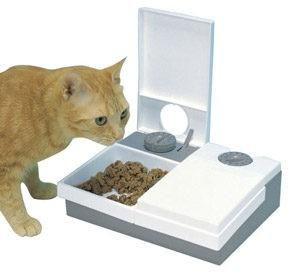 Cat Mate C20 Food Dispenser The Full Review