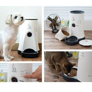 Pet Station Automatic Feeder with Built-in Camera works with skype