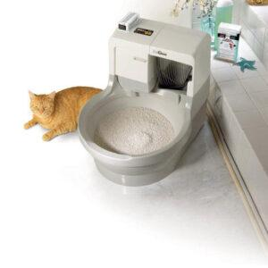 catgenie self cleaning litter box review
