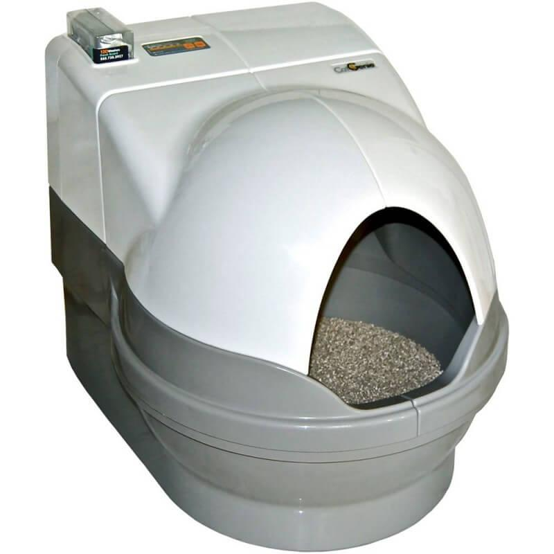 5 Signs That You Need An Automatic Litter Box For Your Cat