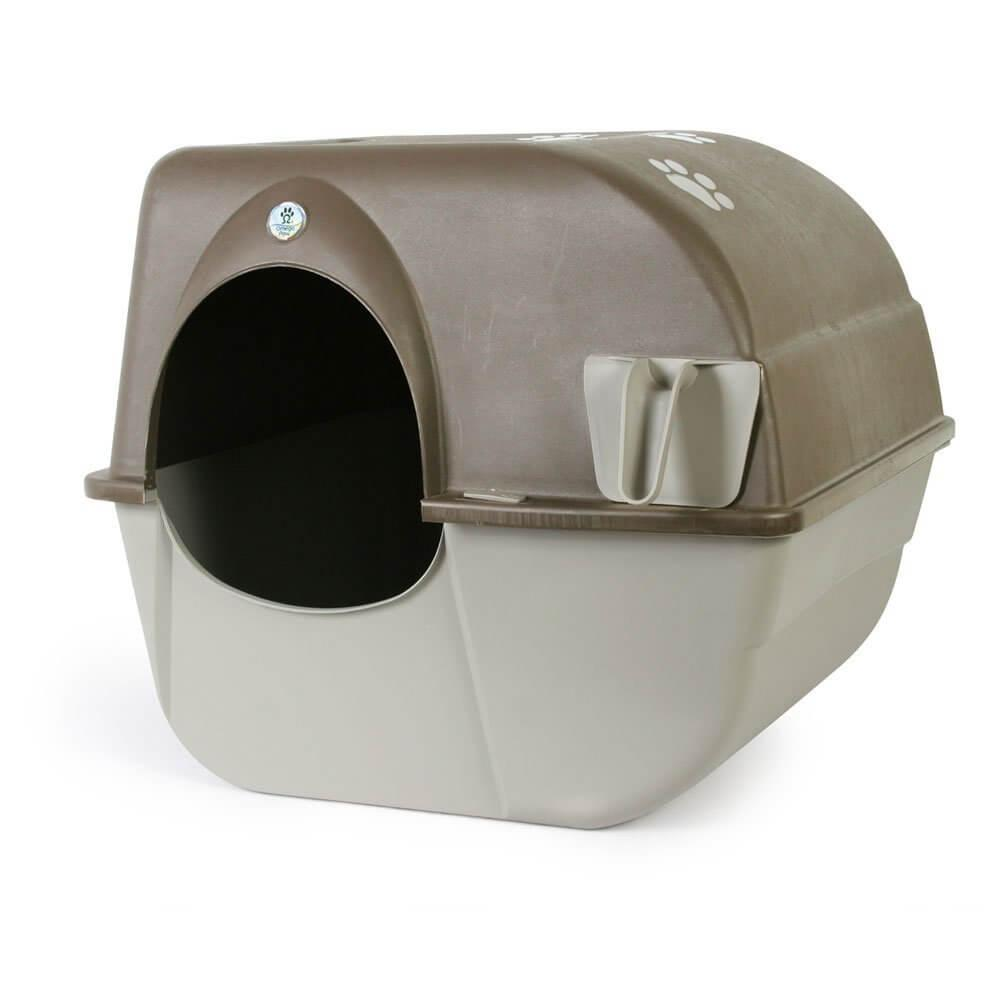 Omega Paw cat litter box