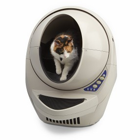 Litter Robot III open air review