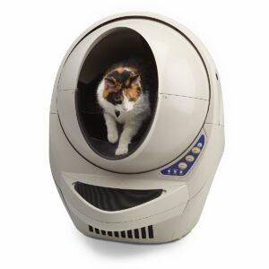litter robot is the best for the apartment
