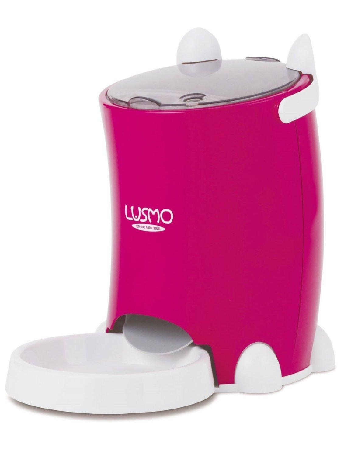 Lusmo Automatic Pet Feeder Must Read Review