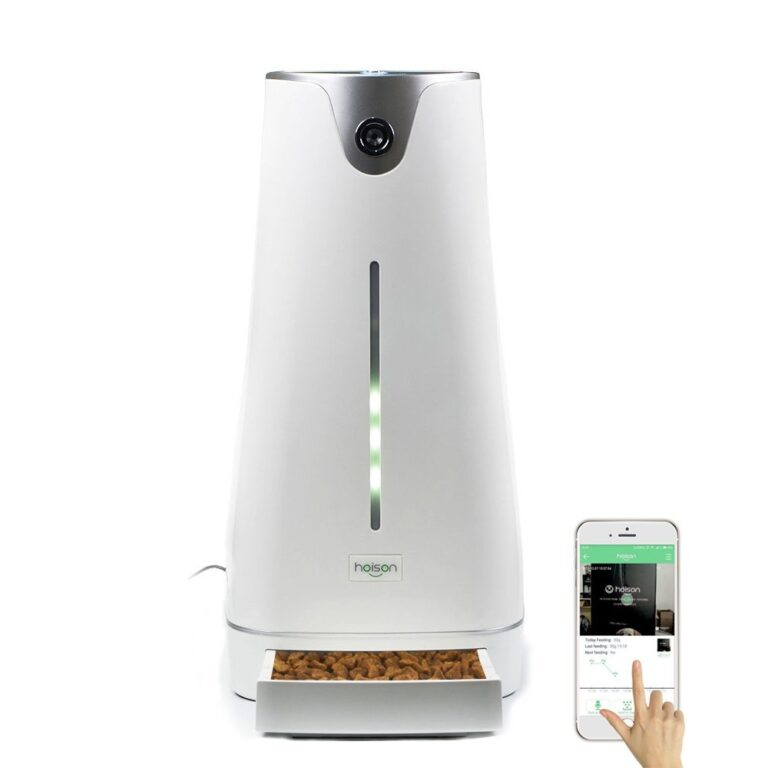Hoison SmartFeeder Wi-Fi Programmable full review