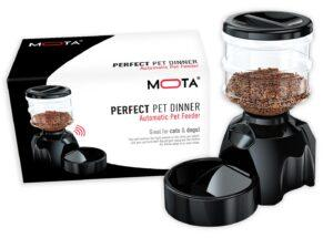 MOTA Perfect Dinner food dispenser review