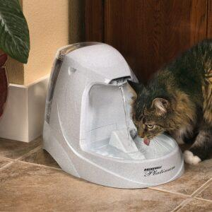 PetSafe Drinkwell Platinum water fountain review