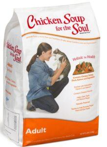 Chicken Soul Dry Cat Food Overview