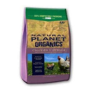 Natural Planet Organic food for cats