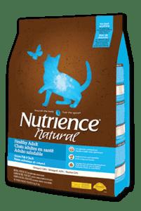 Nutrience Natural feline food review
