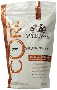 Wellness Core Original kitten and cat food review