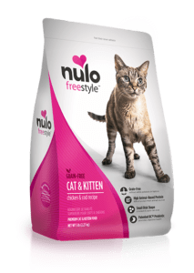 Nulo Freestyle Chicken for felines