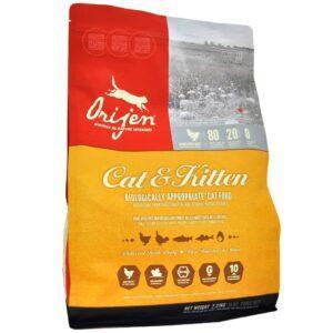orijen dry cat food review