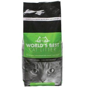 recommended the Worlds Best Cat Litter