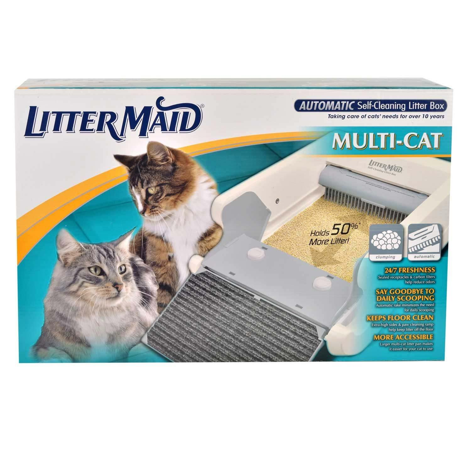 Littermaid Multi Cat Automatic Cat Box Must Read Review