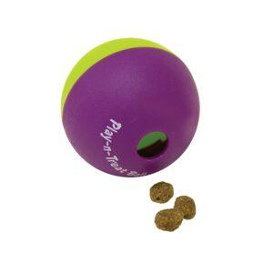 cat food dispensing toy