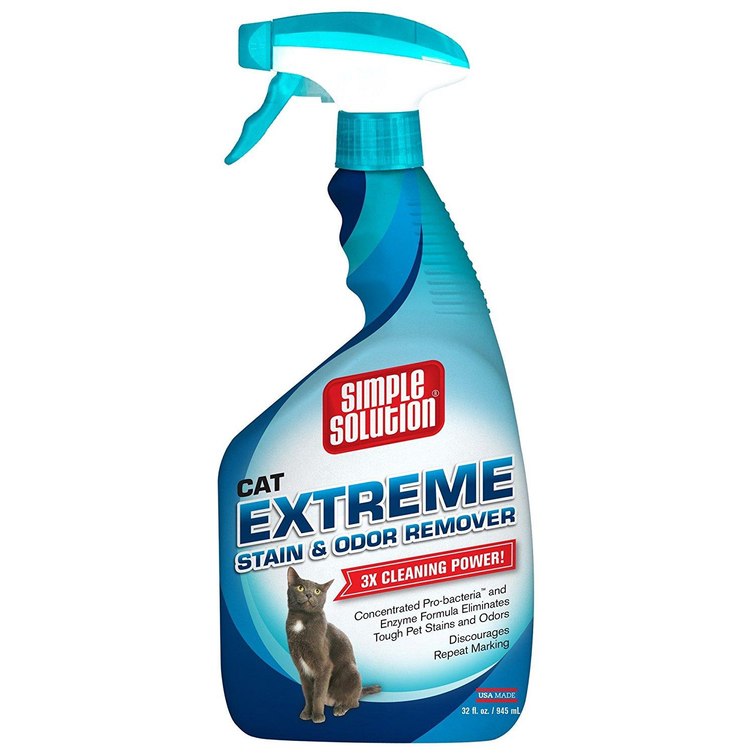 5 Best Cat Spray And Odor Removal Products Must Read