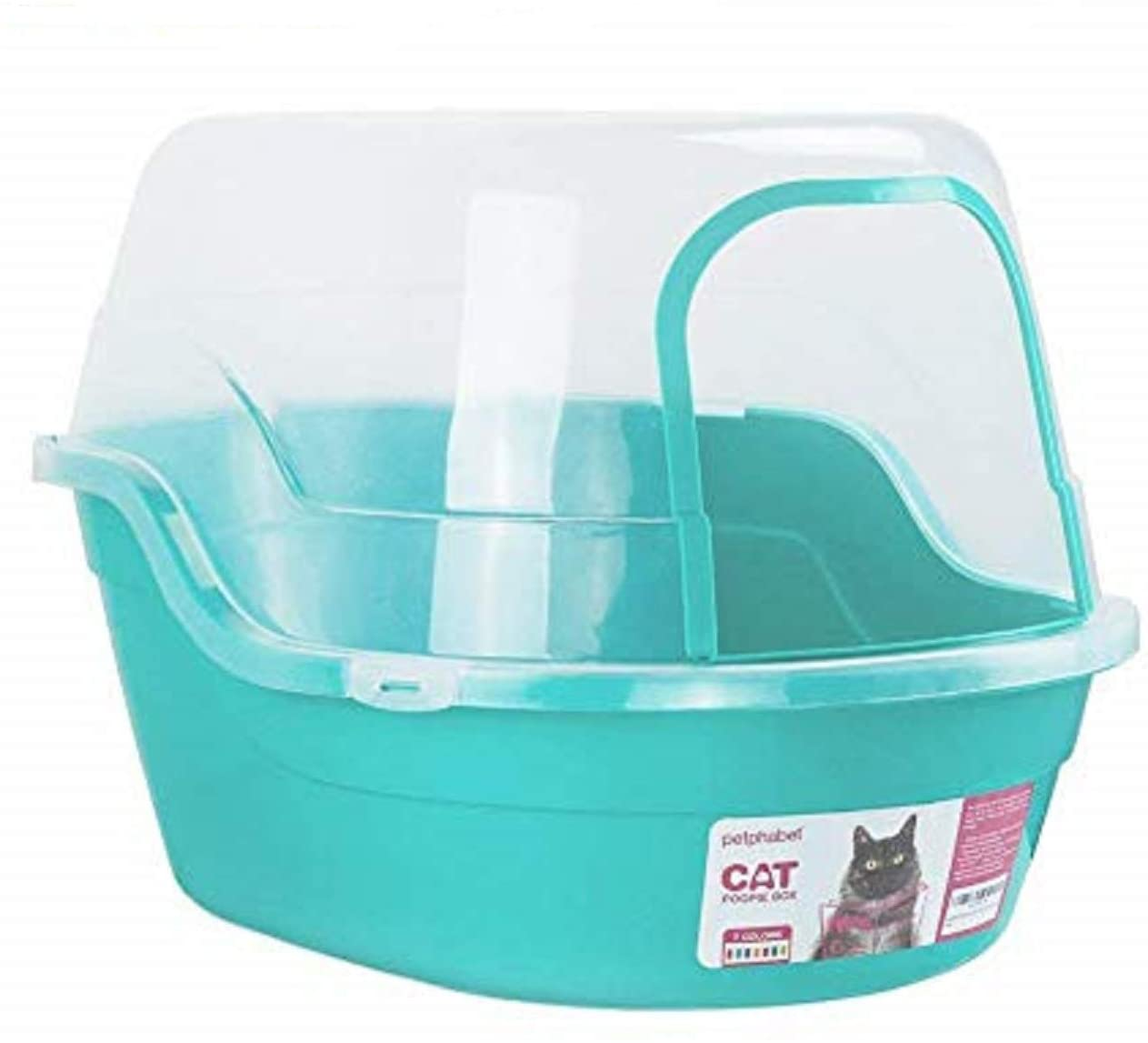 Petphabet Litter Box