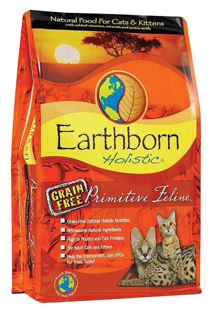 Earthborn Cat food